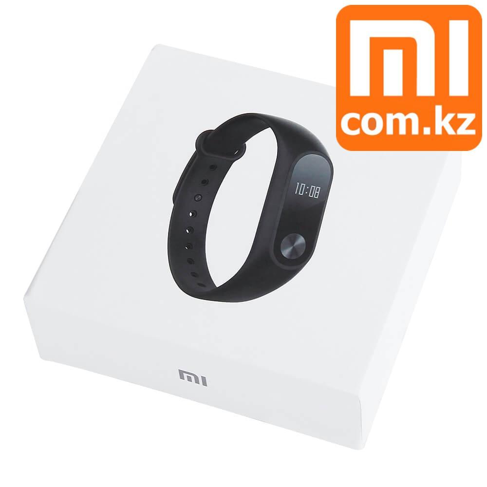 Фитнес браслет Xiaomi Bracelet MIBand 2 Xiaomi Mi, трекер активности с дисплеем и пульсометром.