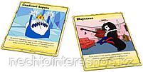 Время приключений. Карточные войны: Снежный король против Марселин, фото 5