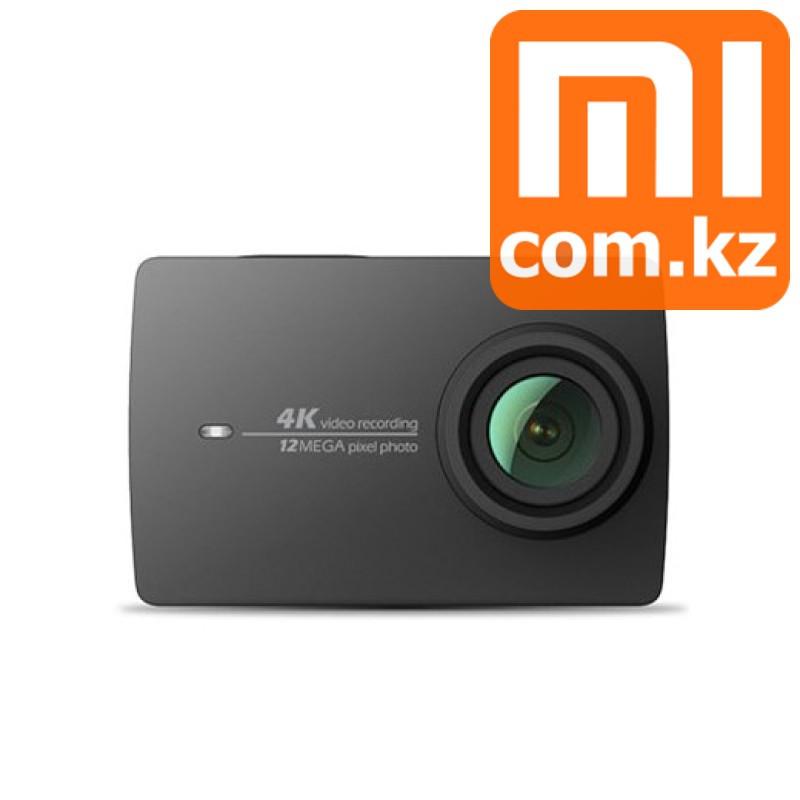 Спортивная экшн-камера с 4К съемкой Xiaomi Mi Yi Action Camera 4K,  (Черная). Оригинал. Арт.4969