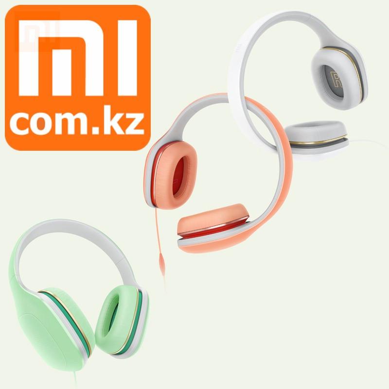 Наушники Xiaomi Mi Headphones EASY. Зеленые. Оригинал. Арт.5249