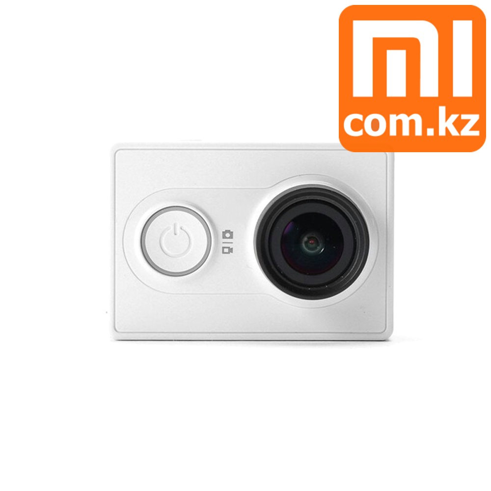 Спортивная экшн камера Xiaomi Mi Yi camera Basic Edition, белая. Оригинал. Арт.3841