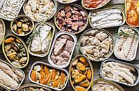 Комплект оборудования для рыбных консервов 600 банок/час