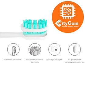 Сменная насадка для зубной щетки Xiaomi Mi Mijia Smart Sonic (3 шт в комплекте). Оригинал. Арт.5705