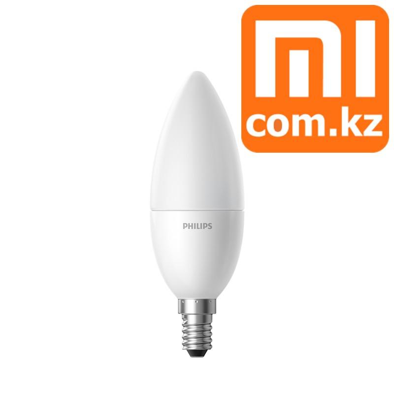 Лампочка Xiaomi Mi Philips Master LED candle Bulb GPX4009RT, матовая. Оригинал.