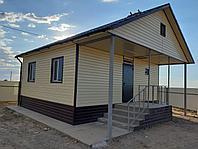 Жилой дом из трех 20 футовых контейнеров, фото 1