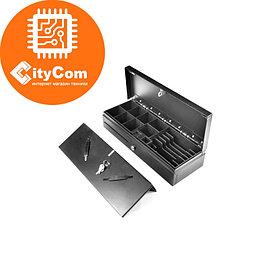 Денежный ящик для купюр и монет MERCURY CD-170A Кассовый ящик. Автоматический. Арт.5815