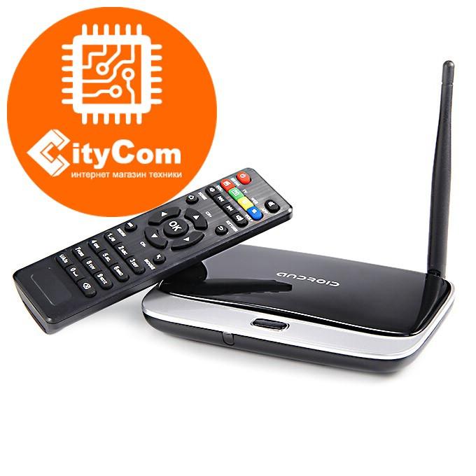 Приставка Android TV box к телевизору, ОС Андроид ТВ CS-918RK Арт.5058