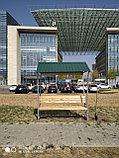 Скамейка с навесом, фото 2