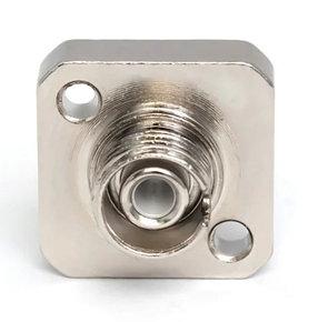 Адаптер оптический FC/UPC SM (фланцевый тип), фото 2
