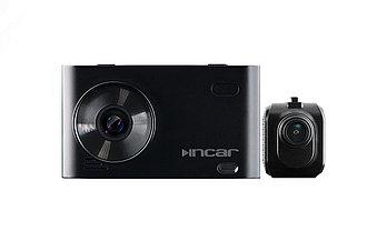 Комбо-устройство Baikal Incar GPS SDR-70 с 2 камерами Full HD