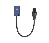 Приемник ультразвукового датчика с разъемом M12,PNP и NPN 2 NO