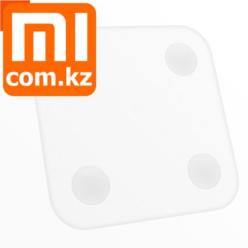 Весы v 2.0. (фитнес весы с измерением массы Доли Жира и др.) Xiaomi Mi Body Smart Scale 2. Оригинал Арт.5246