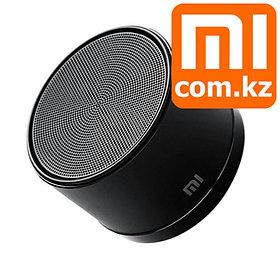 Портативная беспроводная bluetooth колонка Xiaomi Mi Little Cannon, черная. Оригинал. Арт.3969