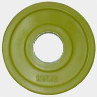 "Олимпийский диск евро-классик,--серия ""Ромашка"" 1.25 кг."