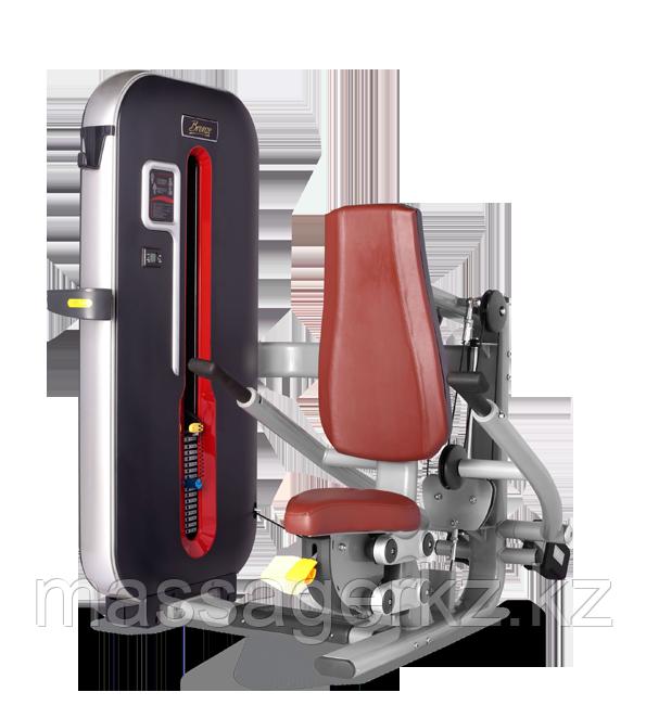 BRONZE GYM MT-007 Трицепс-машина (КОРИЧНЕВЫЙ)