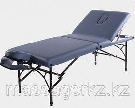 Складной массажный стол Vision Apollo Deluxe (СИНИЙ АГАТ)