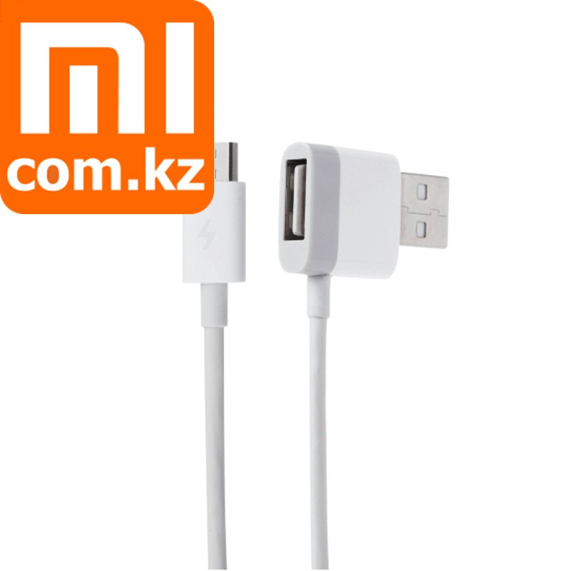 Кабель Xiaomi Mi ZMI micro USB to USB in &out, 120cm. Оригинал.