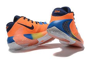 "Баскетбольные кроссовки Nike Zoom Freak 1 ""Orange"" from Giannis Adetokunbo, фото 2"
