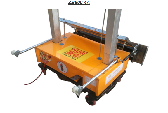 Агрегат Робот штукатур ZB800-4A и ZB800-5A