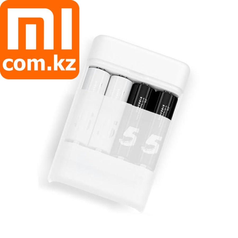 Зарядное устройство для аккумуляторных АА батарей Xiaomi Mi. Оригинал. Арт.4909