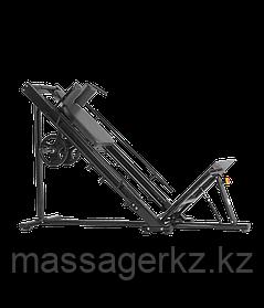 BRONZE GYM H-022A Гакк-машина (ЧЕРНЫЙ)