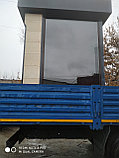 Пост охраны 2,5х2,5х2,8м из травентина, фото 4