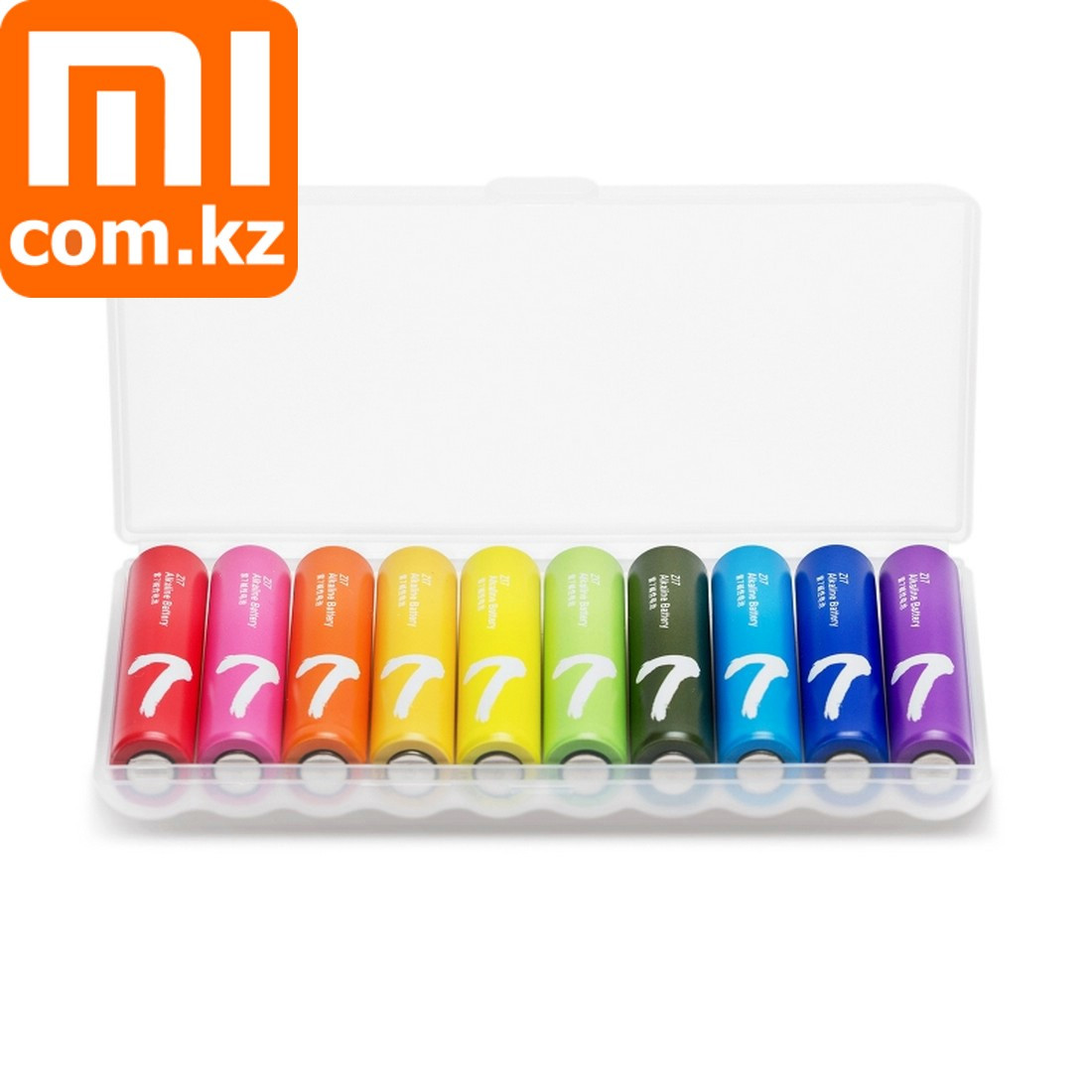 Батарейки Xiaomi Mi Rainbow AAA, 10 шт. Оригинал. Арт.4905