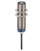 Ультразвуковой датчик  с кабелем 2 м, NPN NO