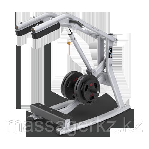 MATRIX MAGNUM MG-PL76 Икроножные мышцы стоя (ЧЕРНЫЙ)