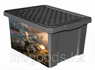 "Ящик для хранения ""World of Tanks"" 12 л, фото 2"
