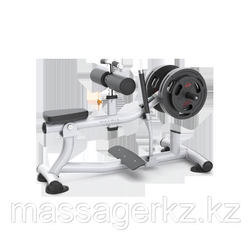 MATRIX MAGNUM MG-PL77 Икроножные мышцы сидя (ЧЕРНЫЙ)