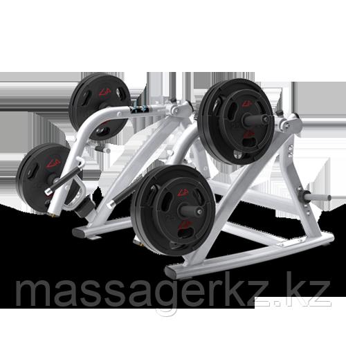 MATRIX MAGNUM MG-PL79 Присед/ Становая тяга/ Выпад (ЧЕРНЫЙ)