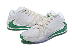 "Баскетбольные кроссовки Zoom Freak 1 ""White-Green"" from Giannis Adetokunbo, фото 2"