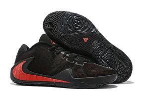 "Баскетбольные кроссовки Zoom Freak 1 ""Black-Red"" from Giannis Adetokunbo"
