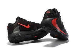 "Баскетбольные кроссовки Zoom Freak 1 ""Black-Red"" from Giannis Adetokunbo, фото 2"