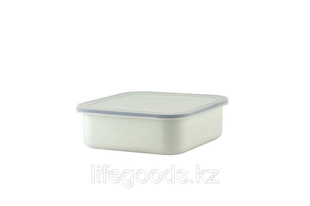 Лоток с пластмассовой крышкой 1л, 01-2507п
