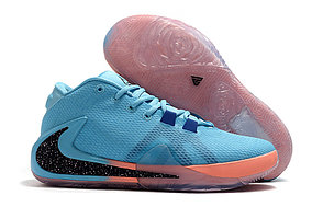 "Баскетбольные кроссовки Nike Zoom Freak 1 ""Blue-Orange"" from Giannis Adetokunbo"