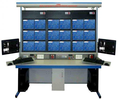 LIEBA Базовая интегрированная лаборатория электроники и электричества