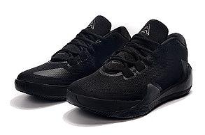 "Баскетбольные кроссовки Nike Zoom Freak 1 ""All Black"" from Giannis Adetokunbo, фото 2"
