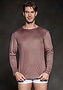 Нательная футболка с длинными рукавами, фото 5