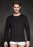Нательная футболка с длинными рукавами, фото 6