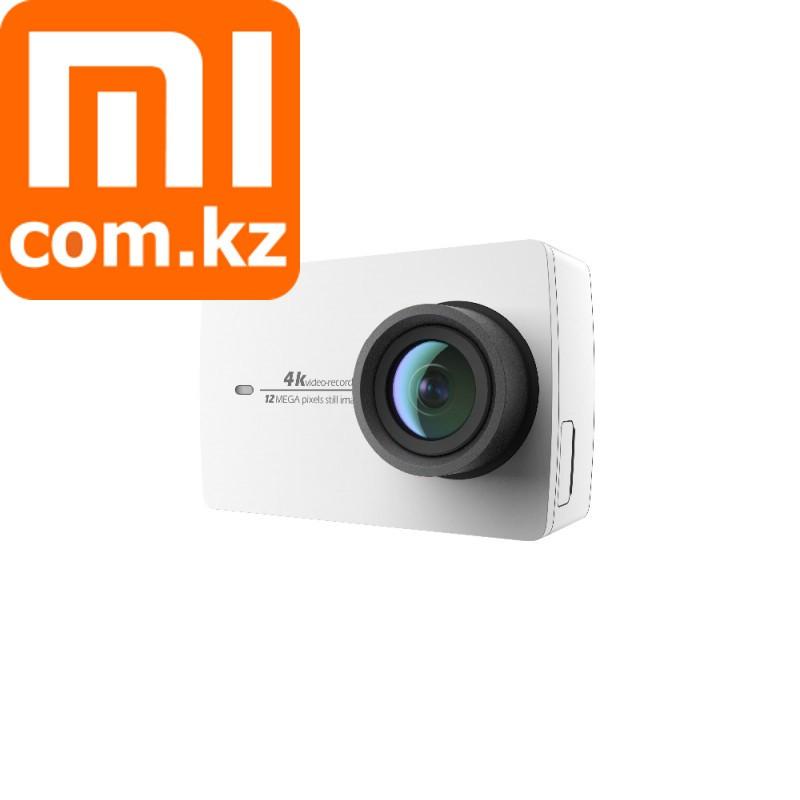 Спортивная экшн-камера с 4К съемкой Xiaomi Mi Yi Action Camera 4K, Pearl White. Оригинал.