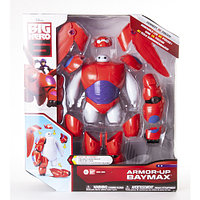 Big Hero 6 Набор фигурки Бэймакса с комплектом одежды-брони