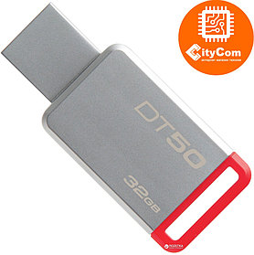 USB Флеш 32GB 3.0 Kingston DT50/32GB металл Арт.5100