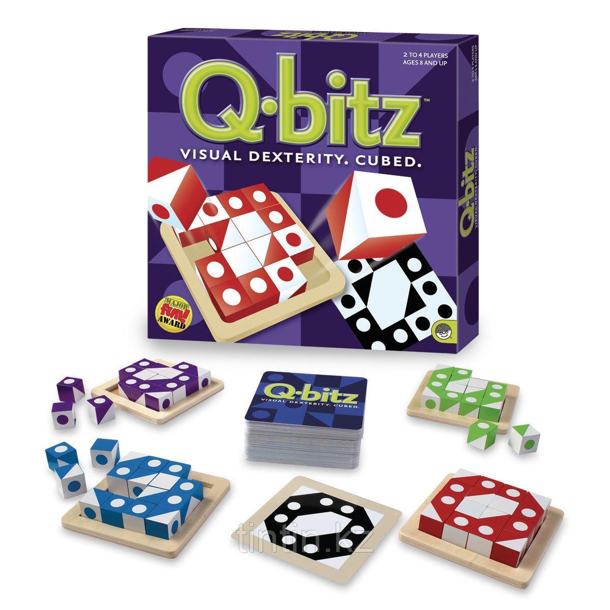 Настольная игра — Q-bitz