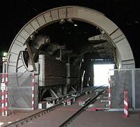 Вагоноопрокидыватели роторные двухопорные стационарные люлечные ВРДС-100Л, вагоноопрокидыватель.