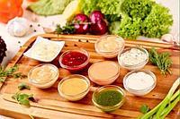 Комплект оборудования для производства майонеза, кетчупа и других соусов 1100кг/сутки
