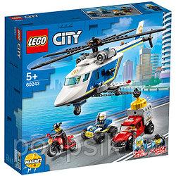 LEGO City Погоня на полицейском вертолёте