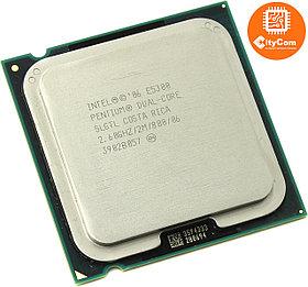 CPU Intel Dual Core E2140 1.6GHz, 1Mb, 800MHz, s775, oem Арт.1373