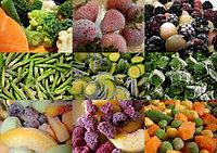 Комплект оборудования для производства быстрозамороженных овощей и фруктов
